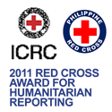 2012 Red Cross Award for Humanitarian Reporting