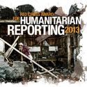 2013 Red Cross Humanitarian Reporting Award